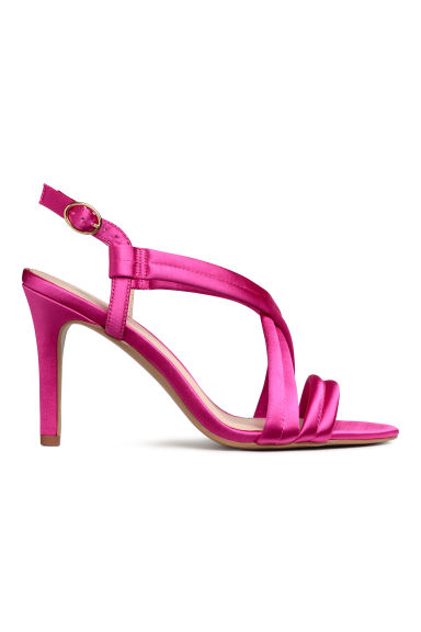 Sandals - Cerise - Ladies | H&M