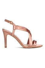 Sandals - Powder beige - Ladies | H&M CA 1
