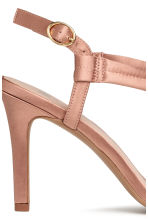 Sandals - Powder beige - Ladies | H&M CA 4