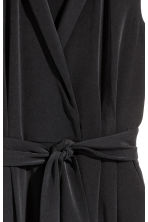 Sleeveless jumpsuit - Black - Ladies | H&M 3