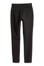 Smart stretch trousers - Black - Ladies | H&M 3