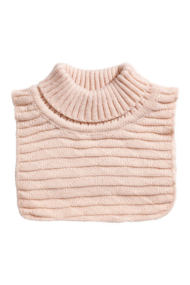 Polo-neck collar - Light pink - Kids | H&M