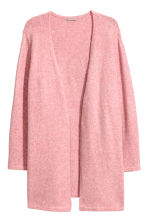 H&M+ Knitted cardigan - Pink - Ladies | H&M CN 2