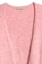 H&M+ Knitted cardigan - Pink - Ladies | H&M CN 3