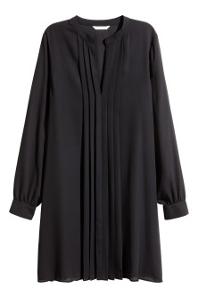 Robe à encolure en V