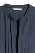 V-neck dress - Dark blue - Ladies | H&M GB 3