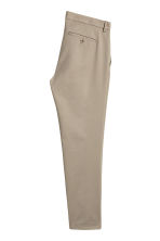 Nylon-blend trousers Slim fit - Beige - Men | H&M 3