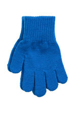 3-pack gloves - Blue - Kids | H&M CN 2