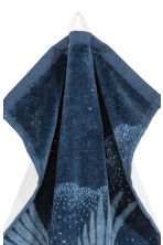 2-pack guest towels - Dark blue - Home All | H&M CN 4