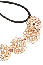 Hairband - Rose gold - Ladies | H&M 2