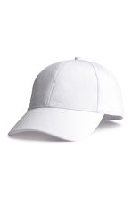 Mesh sports cap - White - Men | H&M CN 1