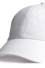 Mesh sports cap - White - Men | H&M CN 3