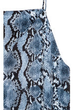 印花上衣 - Blue/Snake print - Ladies | H&M 3
