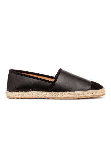 Espadrillas - Nero - DONNA | H&M IT 1