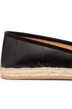 Espadrillas - Nero - DONNA | H&M IT 4