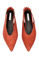 Slingbacks - Rust - Ladies | H&M 3
