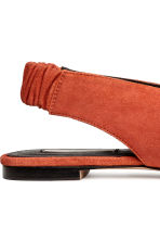 Slingbacks - Rust - Ladies | H&M IE 5