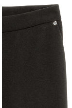 Flared suit trousers - Black - Ladies | H&M 3