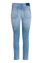 Slim High Ankle Jeans - Light denim blue - Ladies | H&M CA 3