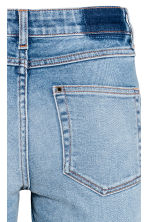 Slim High Ankle Jeans - Light denim blue - Ladies | H&M 5