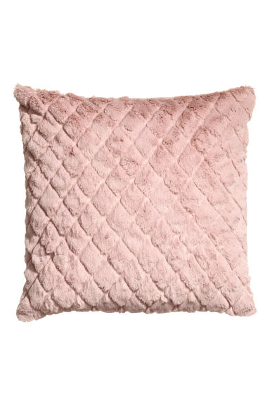 Copricuscino trapuntato - Rosa - HOME | H&M IT