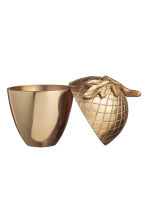 Metalen pot - Goudkleurig - HOME | H&M BE 2