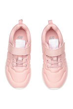 Scuba-look Sneakers - Light pink - Kids | H&M CA 2