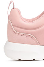Scuba-look Sneakers - Light pink - Kids | H&M CA 4