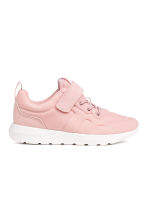 Scuba-look Sneakers - Light pink - Kids | H&M CA 1