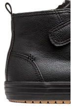 Pile-lined hi-tops - Black - Kids | H&M CN 5