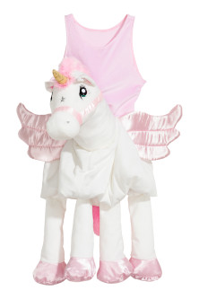 Unicorn fancy dress costume