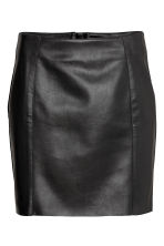 Short skirt - Black - Ladies | H&M 2