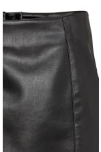 Short skirt - Black -  | H&M 3