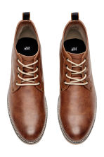 Desert boots - Cognac brown - Men | H&M GB 2