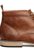 Desert boots - Cognac brown - Men | H&M GB 4