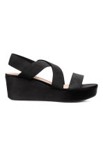 Shoes - Black - Ladies | H&M 1