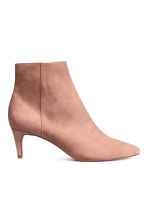 Ankle Boots - Powder - Ladies | H&M CA 1