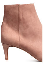 Ankle Boots - Powder - Ladies | H&M CA 4