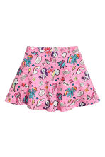 滑板裙 - Pink/My Little Pony - Kids | H&M 2