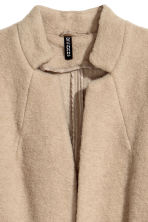 Cappotto in misto lana - Beige - DONNA | H&M IT 3