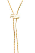Drop-down choker - Gold - Ladies | H&M 2