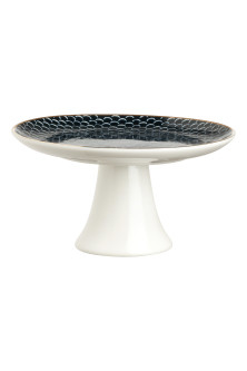 Small porcelain cake stand