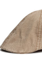 Casquette plate - Beige - HOMME | H&M FR 2