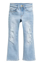 Boot cut Jeans - Light blue -  | H&M 5