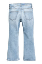 Boot cut Jeans - Light blue -  | H&M 4