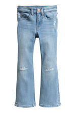Boot cut Jeans - Light blue -  | H&M 2
