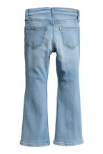 Boot cut Jeans - Light blue -  | H&M 3