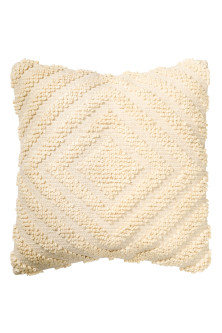 Wool-blend cushion cover