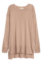 Fine-knit Sweater - Beige - Ladies | H&M CA 2