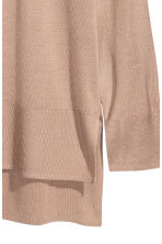 Fine-knit Sweater - Beige - Ladies | H&M CA 3